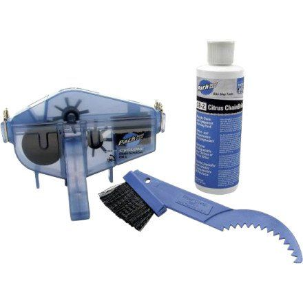 Bike Cleaning Tools Park Tool Chain Gang Chain Cleaning System