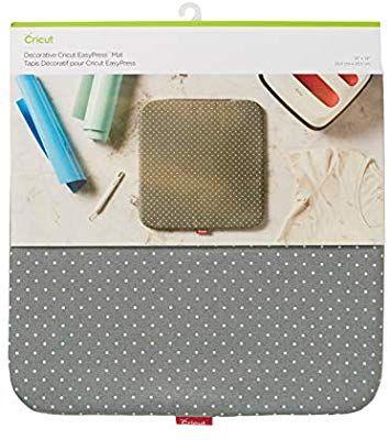 Amazon Com Cricut Easypress Mat Protective Heat Resistant Mat For Heat Press Machines And Htv And Iron On Proj In 2020 Heat Press Machine Cricut Heat Press