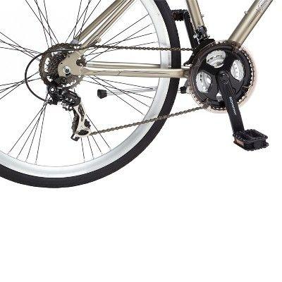 745fe436b0f Schwinn Men's Trailway 28/700c Hybrid Bike- Bronze,