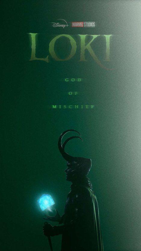 Loki The God Of Mischef Iphone Wallpaper Marvel Cinematic