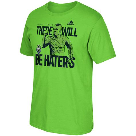 t shirt adidas there will be haters