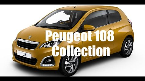 Peugeot 108 Collection Autos