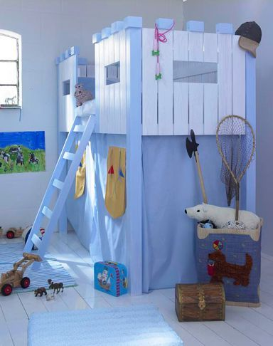 Kinderbett Expedition: Schlafen wie im Zelt Bild 11