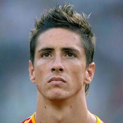 Fernando Torres Hairstyles Fernando Torres Celebrity Hairstyles For Wnbifjd Hair Styles Soccer Hairstyles Fernando Torres Celebrity Hairstyles