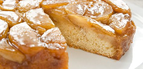 Our Apple Upside-Down Cake is a seasonal twist on one of our favorite deceptively simple (and delicious) desserts.
