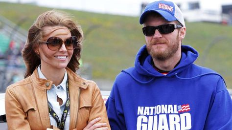 Dale Earnhardt Jr. is one 'fly' guy ... just ask his girlfriend, Amy Reimann