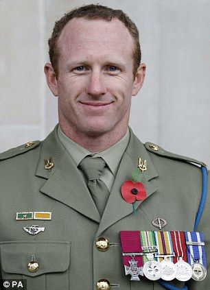Corporal Mark Donaldson VC