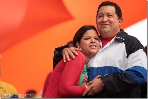 María Gabriela Chávez a su padre: Sigues aquí, en el alma de tus hijos y de tu aguerrido pueblo