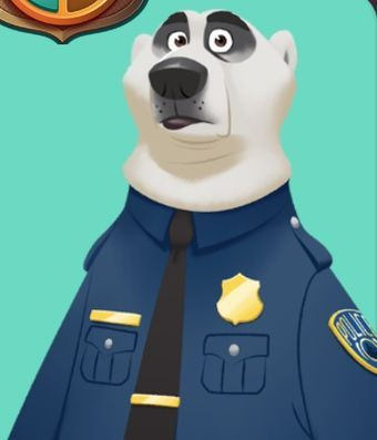 List Of Police Officers Zootopia Wiki Fandom Powered By Wikia Zootopia Chief Bogo Chief Bogo Police Officer