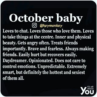 PROUD OCTOBER BABY | LIBRA | Libra zodiac facts, Libra horoscope