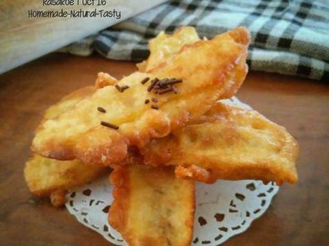 Resep Pisang Goreng Crispy Kriuk Oleh Dapoerasakoe L Mamoi Kitchencuisine Resep Resep Masakan Malaysia Cemilan Resep