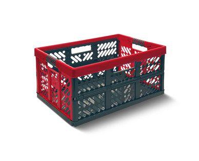 Aldi Us Adventuridge Collapsible Crate Grocery Ads Aldi Crates