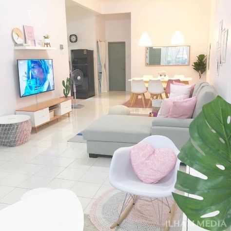 7 desain interior rumah minimalis type 36/72 atau 36/60