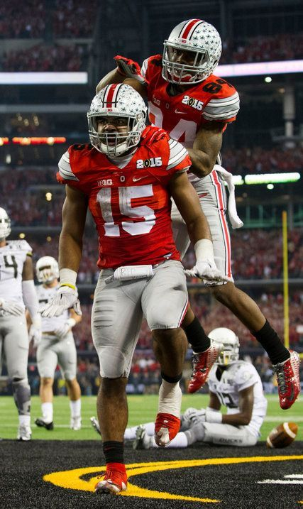 Ohio State Upsets Oregon And Wins College Football National