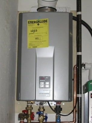 Hot Water Heaters Pros And Cons Of Tankless Vs Conventional Tank