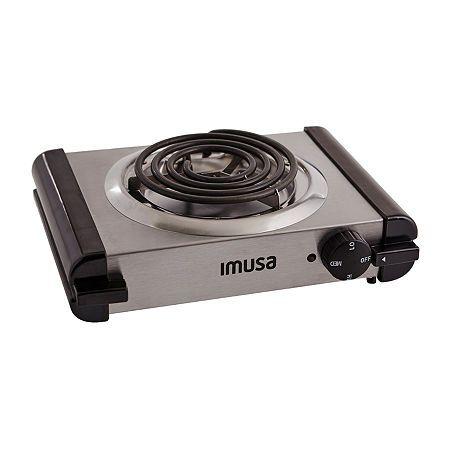 Imusa Gau 80311 Electric Single Burner Outdoor Countertop