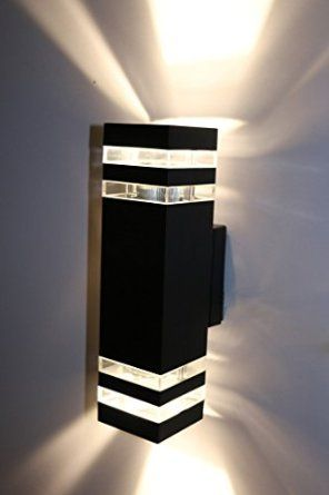 Wall Lights Outdoor Lighting, Modern Garage Sconce Lights