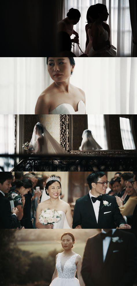 A Luxurious English Manor House Wedding Film By Wedding