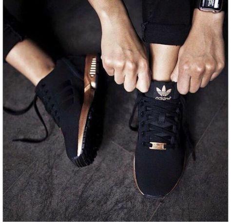 scarpe adidas donna zx flux rosse