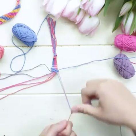 DIY's gegen Langeweile | Bügelperlen-Blumen, Freundschaftsbänder, Papiersterne