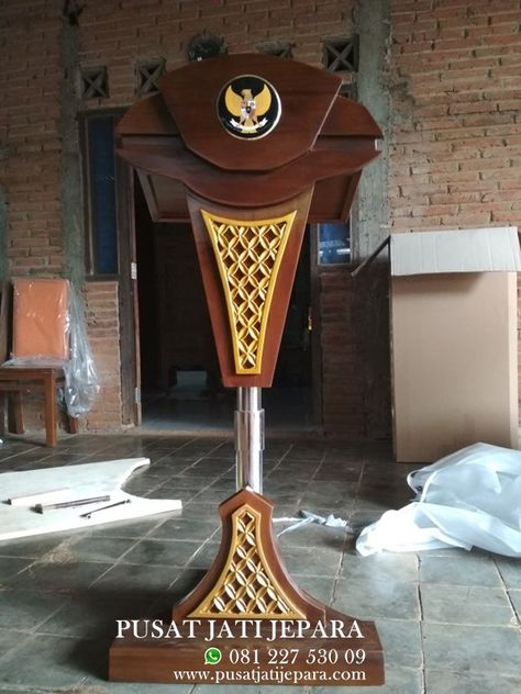 Podium Mushola Ukiran Jati Jepara Podium Jepara Home Decor