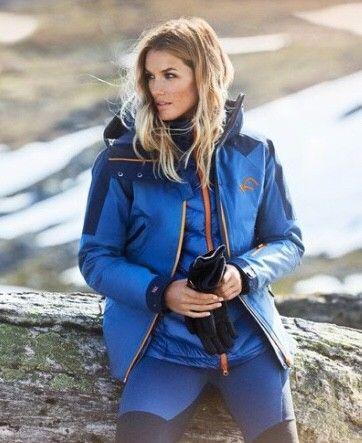 09e31c6ba Voss Line Back Flip skidress (Kari Traa) | FINN.no | blonde farger i ...