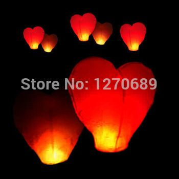 10  verpakking: rood hart hemel lantaarns chinees papier hemel kaars brand ballonnen voor bruiloft/verjaardag/party/valentijn in productbeschrijving1) materiaal: brand- resistente papier2) vorm: cilinder hemel lantaarns3) kleuren: witte4) iedereen s van Ballonnen op AliExpress.com | Alibaba Groep