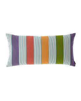 Decorative love cushion in cotton embroidered hidden zip 100/% Italian