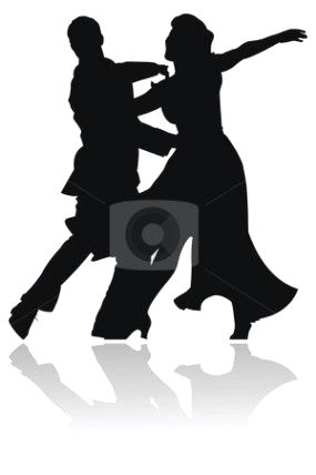 Salsa Dancing For Fitness Ballroom Dancing Competition Ballroom Dancing Is Just As Well Liked As At Any Time One Reas Swing Dance Silhouette Art Silhouette