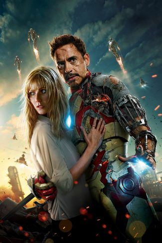 Download Iron Man 3: Tony and Pepper Wallpaper   CellularNews
