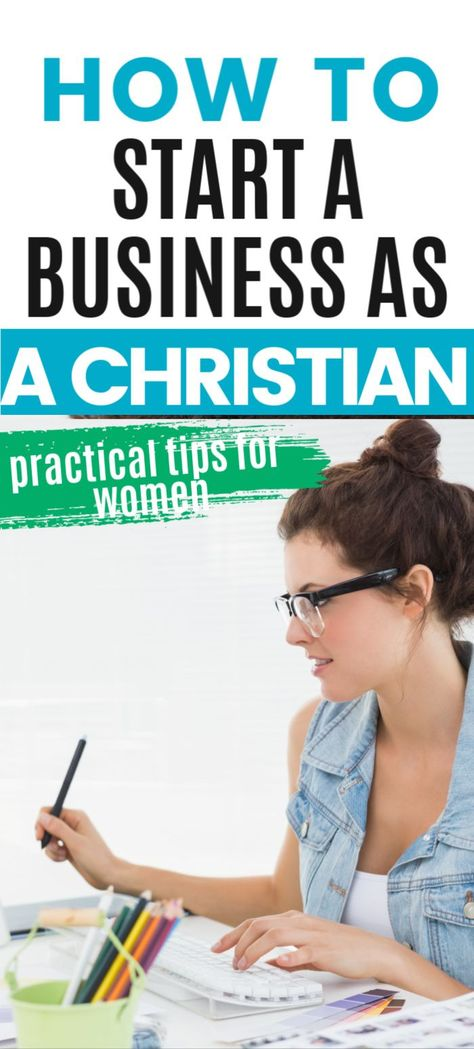 How to Start a Business as a Christian:Practical Tips for Women - THE BIBLICAL WALLET