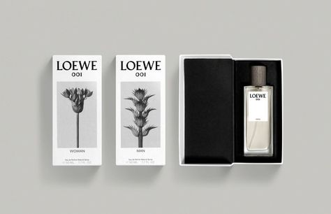 Loewe 001 Fragrance | Ad Campaign - The Impression