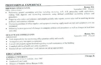 Resume Examples Office Assistant Resume Templates Administrative Assistant Resume Job Resume Samples Good Resume Examples