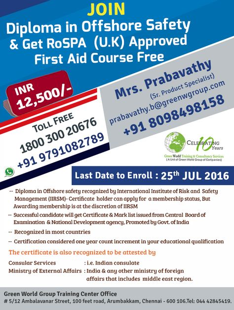 GWGs Combo Offer For Diploma In Food Safety Greenwgroupcoin Training Courses Diplomainfoodsafety