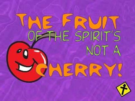 Fruit of the Spirit Children's Song - YouTube