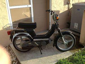 1980 vespa piaggio si moped 50cc vintage collectible scooter no