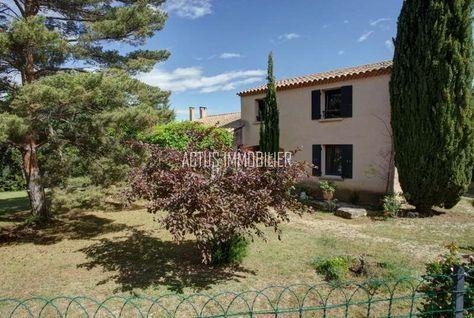 vente villa 4 chambres et grand terrain à alleins (13980)