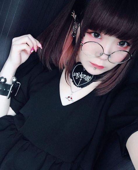 ✔pictame webstagram 🔥🔥🔥 Instagram post by @saturnstar._ | #qotd do you wear glasses [♠️] | #aotd yes🖤 • • • • DM for credit/removal♠️ • #ulzz #ulzzang #ulzzangs #kfashion #koreanfashion #kstyle #koreanstyle #jfashion #japanesefashion #jstyle #japanesestyle #kbeauty #koreanbeauty #jbeauty #japanesebeauty #kawaii #explorepage #explore #goth #lolitafashion #lfl #gothiclolita #gothlolita #eglfashion #egl #kawaiigoth #rinrin #yumekawaii | 🔥GPLUSE.CLUB