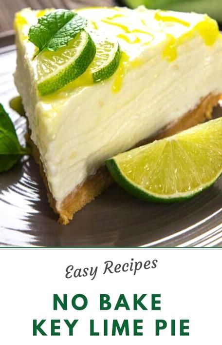 No Bake Key Lime Pie Recipes Of Holly In 2020 Keylime Pie Recipe Key Lime Pie Recipe No Bake Vegan Key Lime Pie