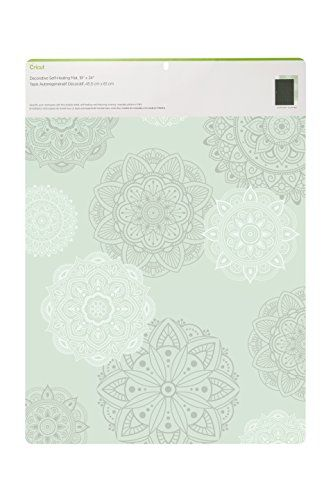 Cricut Deco Self Healing Mat Mint 18x24 Check Out The Image By Visiting The Link This Is An Affiliate Link Crafts Cricut Cricut Mat