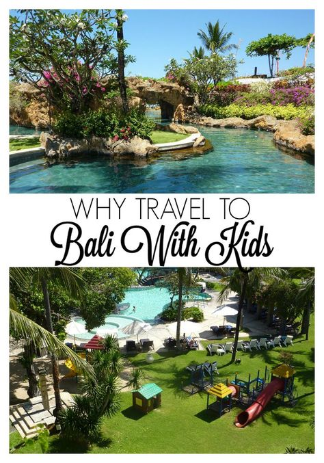 Why travel to Bali with kids - Escape With Kids #baliwithkids