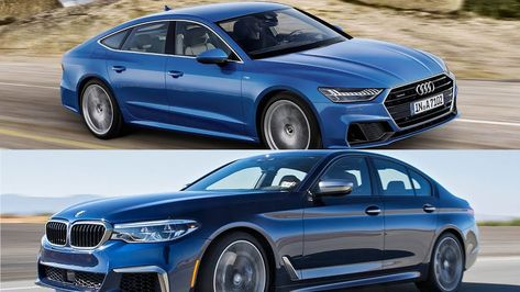 2019 Audi A6 Vs 2018 Bmw 5 Series Lastest News Cars