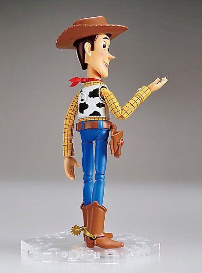 Toy Story 4 Sheriff Woody Cinema-rise Model Kit Bandai In Stock