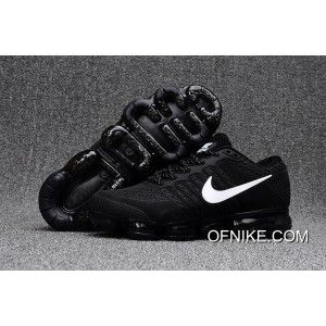 New Style Nike Air Max 2018 Black White Shoes | Calzado nike