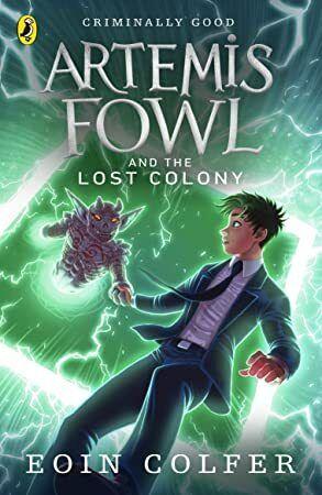 Artemis Fowl Series Order Of Books