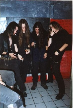 Cute Metalheads Hair Metal Bands Long Hair Styles Men Grunge Boy