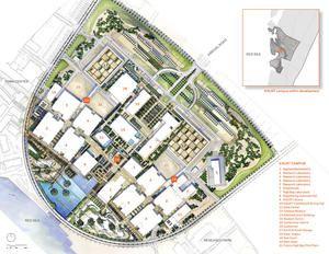 Site Plan Photo Credit J Picoulet Site Plan Design University Plan Site Plan