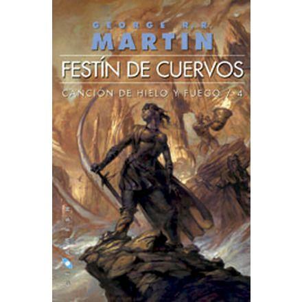 Festin De Cuervos Tapa Blanda Con Imagenes Cancion De Hielo