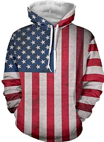 The Perfect Zawapemia American Flag Mens Hooded Sweatshirt Usa Flag Hoodie Mens Hoodies Sweatshirts In 2020 American Flag Hoodie Mens Sweatshirts Hoodie Hoodie Print