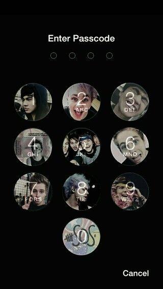 Lockscreen For Human Made By Thisismyreality 5sos Wallpaper